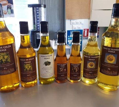 huiles limalonges